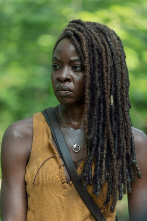 10x08 ~ The World Before ~ Michonne