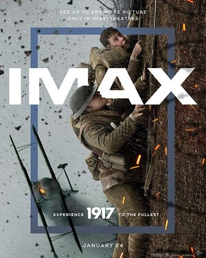 1917 (2019) IMAX Poster