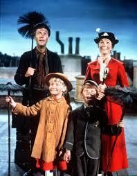1964 disney Film, Mary Poppins