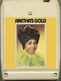 1969 Release, Aretha's Gold, On 8-Track Cassette