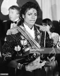1984 Grammy Awards Backstage