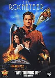 1991 Disney Film, The Rocketeer, On DVD