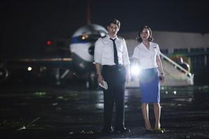 1x08 - Unscheduled Departure - Dean and Maggie
