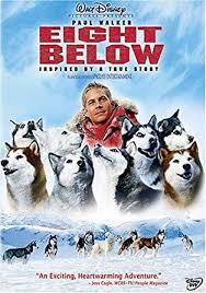 2006 迪士尼 Film, Eight Below, On DVD