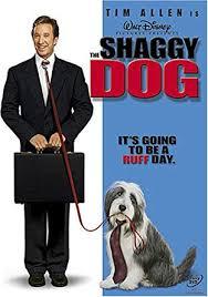 2006 Remake, Shaggy Dog, On DVD