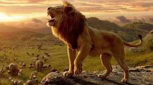 2019 ডিজনি Film, The Lion king