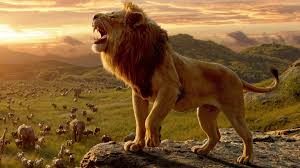 2019 Disney Film, The Lion king