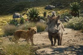 2019 ディズニー Film, The Lion king