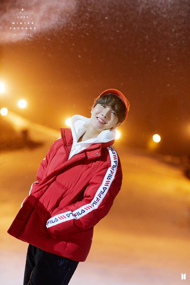 2020 BTS WINTER PACKAGE Preview
