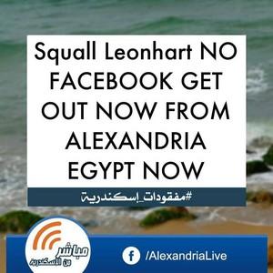 ALEXANDRIA EGYPT PEOPLE SUPPORT