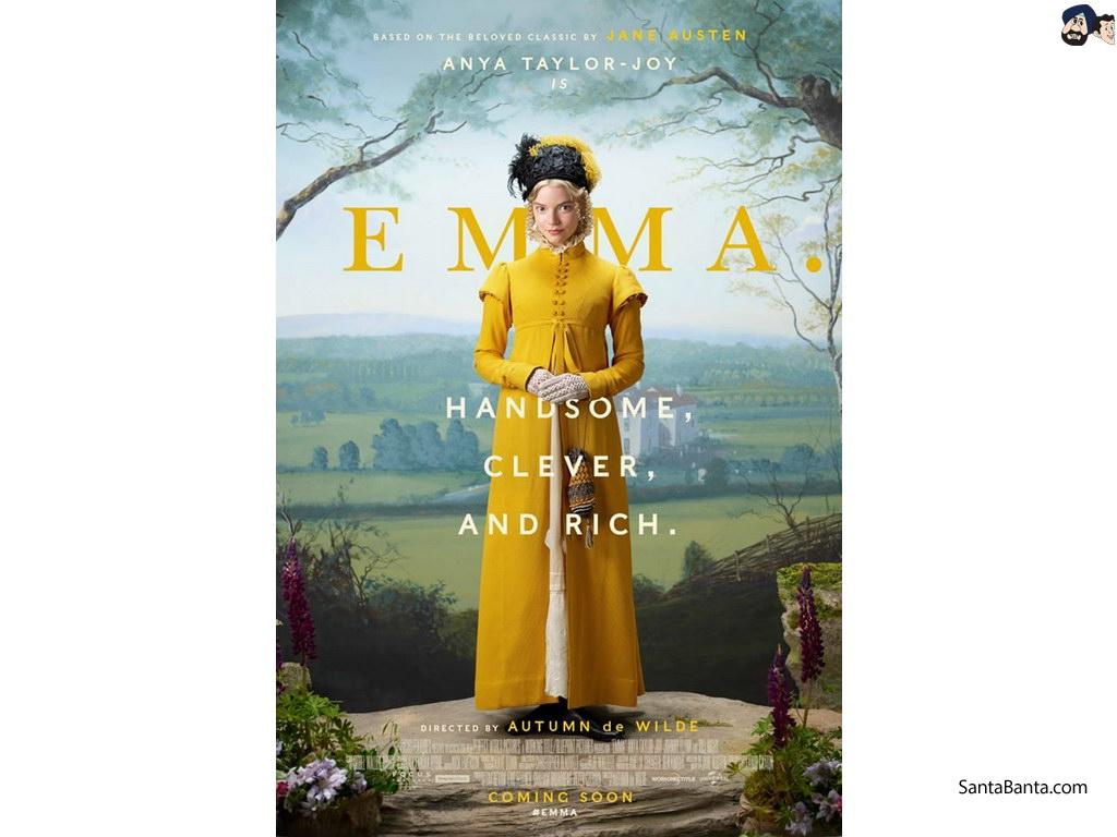 Anya Taylor Joy As Emma Anya Taylor Joy Wallpaper
