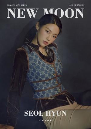 AOA - New Moon Seolhyun