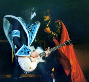 Ace and Gene ~Vancouver, British Columbia, Canada...November 19, 1979 (Dynasty Tour)