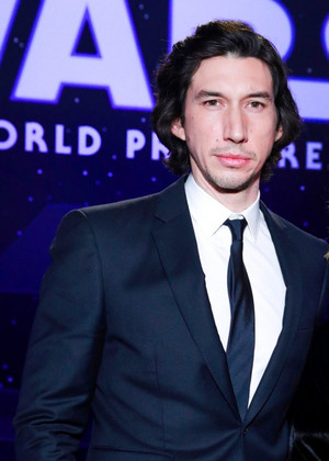 Adam Driver - premiere of bintang Wars: The Rise Of Skywalker - December 16, 2019