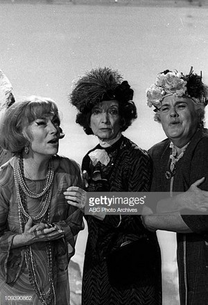 Agnes Moorehead -- Estelle Winwood -- Reta Shaw