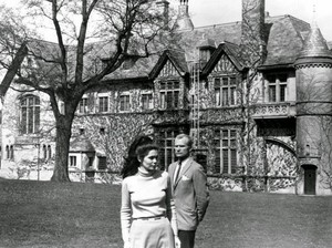 Alexandra Moltke & Louis Edmonds
