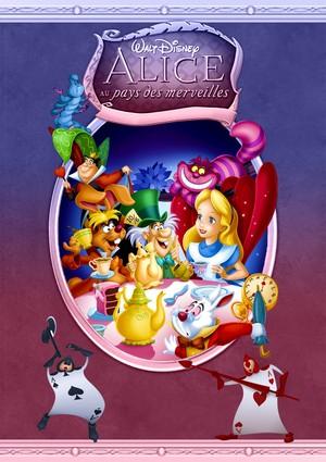 Alice in Wonderland (1951) Poster