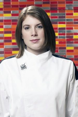 Amanda schrijfbureau, davenport (Season Six)