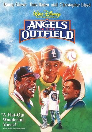 天使 in the Outfield (1994) Poster