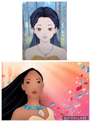animê Pocahontas