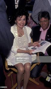 Annette Funnicello 1993 Walk Of Fame Induction