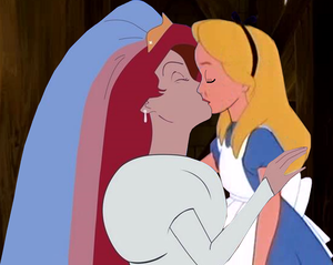 Ariel x Alice