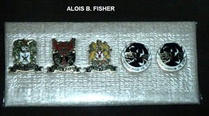 Army of Southern Cross TASC, GMP, ATAC insignia pins set A by  Alois Fisher on Deviantart