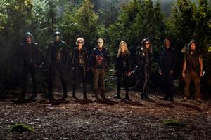 "Arrow 8x07 - ""Purgatory"" promotional stills"