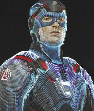 Avengers: Endgame - concept art