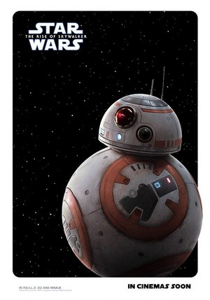 TROS character posters (BB-8)