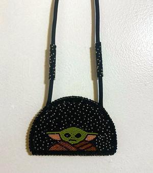 Baby Yoda - Manidoominensikaan ((Bead work)) 🐸