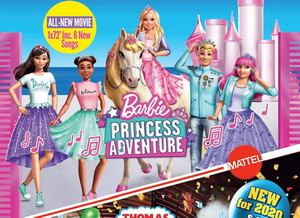 Barbie Princess Adventure Kidscreen