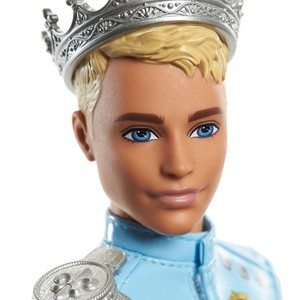 Barbie: Princess Adventure - Prince Ken doll