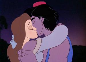 Belle x Aladin