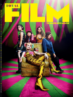 Birds of Prey - Total Film Magazine Cover - January 2020