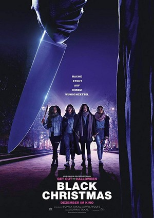 Black クリスマス (2019) Poster