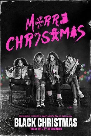 Black 圣诞节 (2019) Poster