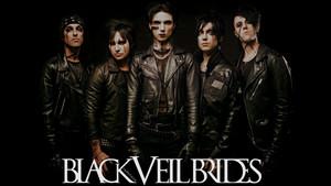 Black Veil Brides introducing Lonny Eagleton