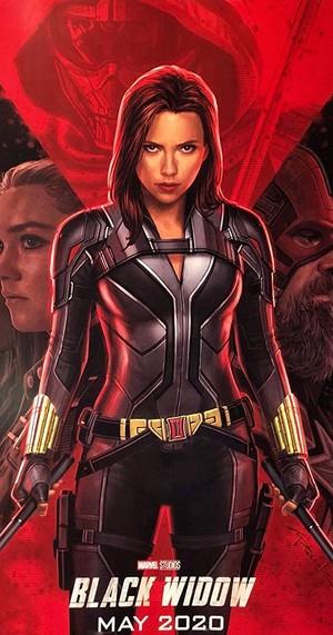 Black widow Poster!!!