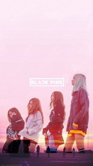 Blackpink Lockscreen