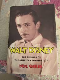 Book Pertaiming To Walt Disney