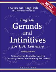 Book Pertaining To Gerunds And Infinitives