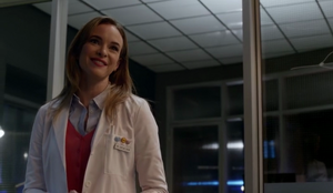 """Caitlin in """"Flashpoint"""""""