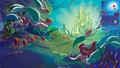 Calendar Ariel alt - disney-princess wallpaper