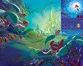 Calendar Ariel - disney-princess wallpaper