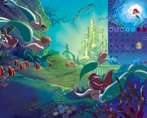 Calendar Ariel