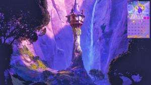 Calendar Rapunzel alt