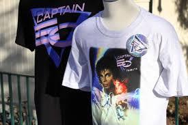 Captain Eo T-Shirts