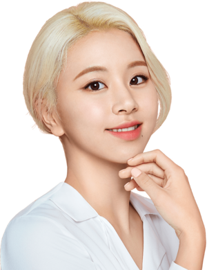 Chaeyoung for Acuvue