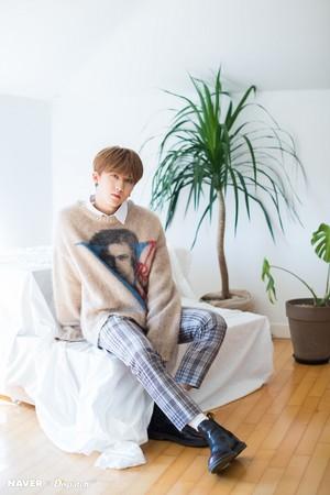 Changbin - Clé: Levanter Promotion Photoshoot by Naver x Dispatch